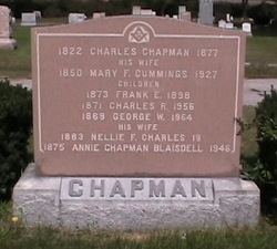 Charles R Chapman