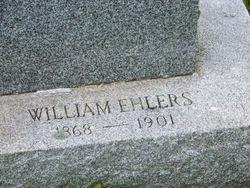 William Ehlers