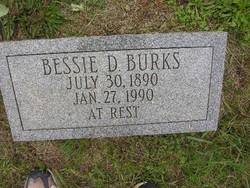 Bessie <i>Dawson</i> Burks