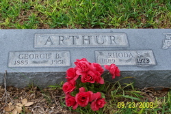 George B Arthur