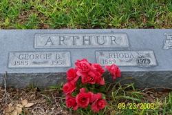 Rhoda S Arthur