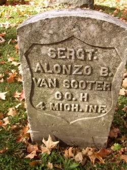 Alonzo B. Van Scoter