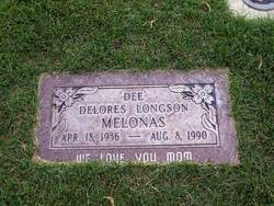 Delores Dee <i>Longson</i> Melonas