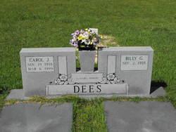 Carol J Dees