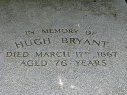 Hugh Bryant