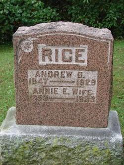 Andrew D. Rice