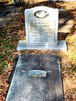 Benjamin Gadsden, Jr