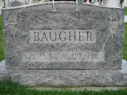 Mary Elizabeth <i>Wilhide</i> Baugher