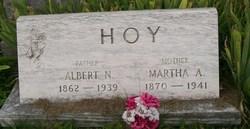 Albert Newton Hoy