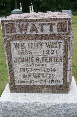William Iliff Watt