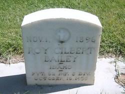 Roy Gilbert Bailey
