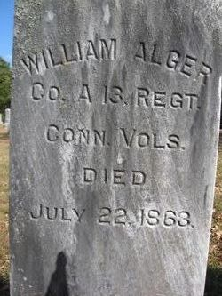 William Alger