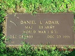 Daniel Leslie Adair