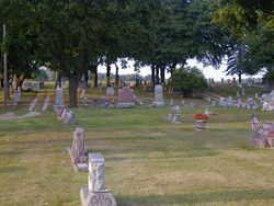 Ashland Center Cemetery
