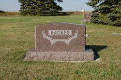 Irene Agnes <i>Keller</i> Backes