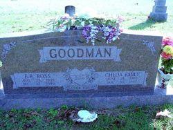 Chloa Emily <i>Andrews</i> Goodman