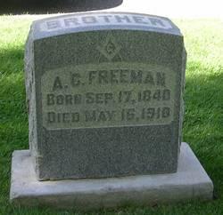 Alexander Cassidy Freeman