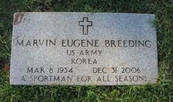 Marvin Eugene Marve Breeding