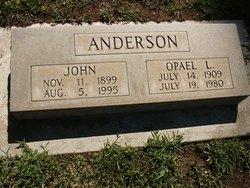 John Anderson, Sr