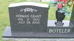 Herman Grant Boteler
