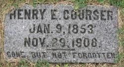 Henry Elkins Courser