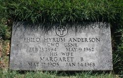 Philo Hyrum Anderson