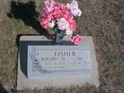 Howard Ellsworth Fisher, Sr