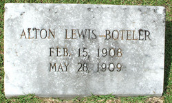 Alton Lewis Boteler