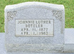 Johnnie Luther Boteler