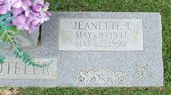 Jeanette T. Boteler