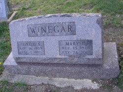 Donald S Winegar