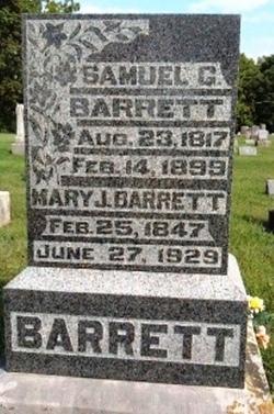 Samuel G Barrett