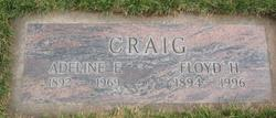 Adeline E. <i>Hunter</i> Craig
