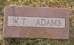 William Toliver Adams