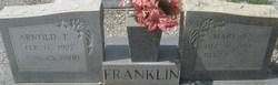 Arnold E Franklin