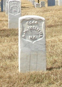 Pvt Alfred W. Doolittle