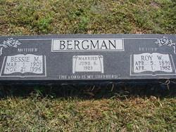 Bessie Marie Bergman
