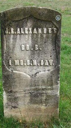 John Rigby Alexander