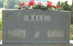 Major S. Ball