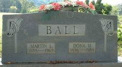 Dona M. Ball