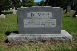 Anna Rebecca <i>Cook</i> Diver