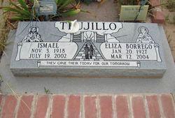 Eliza <i>Borrego</i> Trujillo