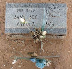 Baby Boy Valdez