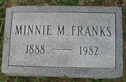Minnie Queen <i>Moorehead</i> Franks