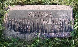 Martha E. Baltezor