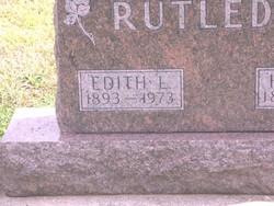 Edith Lydia <i>Hale</i> Rutledge