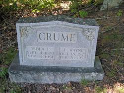 E. Wayne Crume