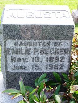 Augusta Becker