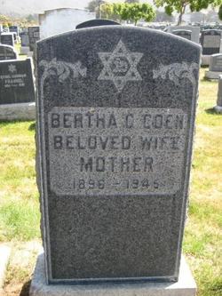 Bertha Coen