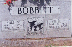 Ethel Forrest <i>Funk</i> Bobbitt